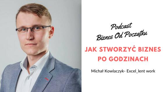 Michał Kowalczyk- Biznes po godzinach, jak zbudować dużą społeczność w pół roku bez reklam [BOP9]