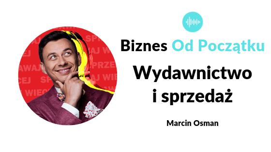 Wydawnictwo i sprzedaż- Marcin Osman [BOP43]