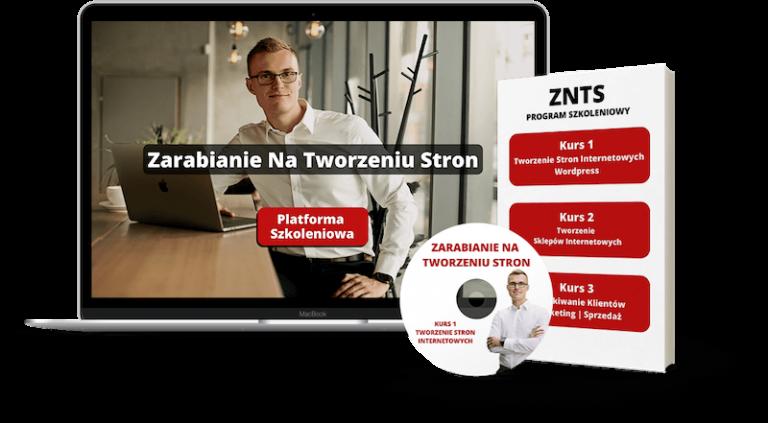 Zarabianie Na Tworzeniu Stron- Program Szkoleniowy