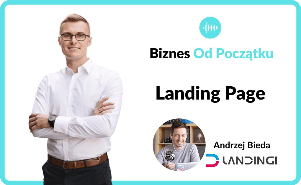Jak zrobić Landing Page - co to jest landing page