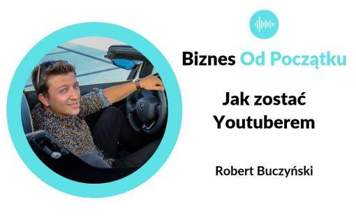 Robert Buczyński- autor kanału Hi_5 opowiada o tym, jak zostać Youtuberem.